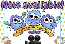 Little Music Monsters Online