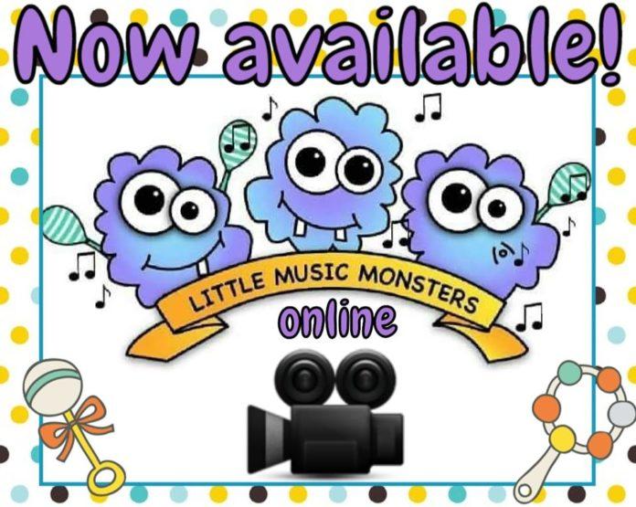 Little Music Monsters Online