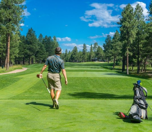 High Peak golf courses