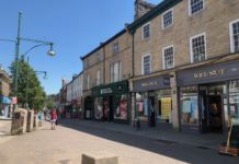 Shops in Buxton