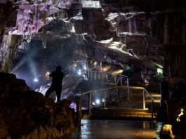 Poole's Cavern Reopening