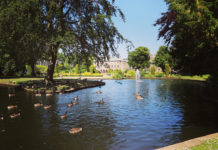 Things to do in Buxton this Bank Holiday weekend