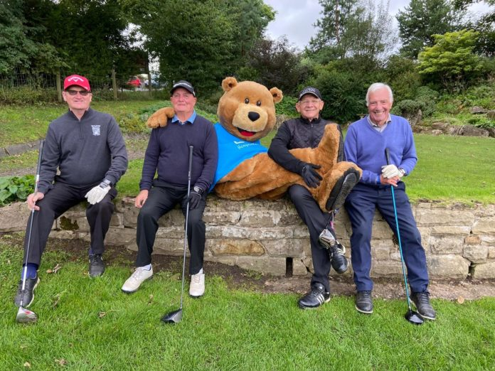 Golf charity day