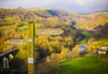 Peak District walking & hiking