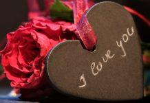 Valentine's Day in lockdown