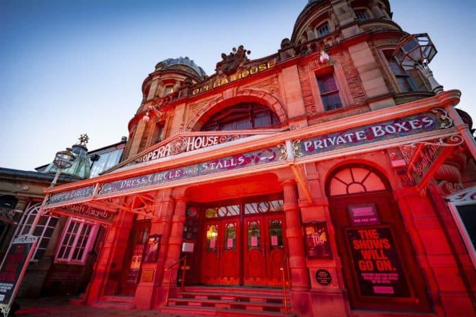 Buxton Opera House reopening