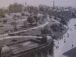 History of Buxton