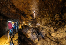 Visiting Poole's Cavern