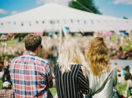 Eat in the Park two day festival