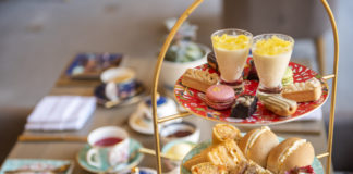 Afternoon Tea for Two at Chatsworth