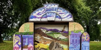 Buxton Well Dressing 2021